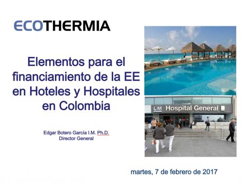 Elementos para el financiamiento de la EE en Hoteles y Hospitales en Colombia_Foto_Destacada