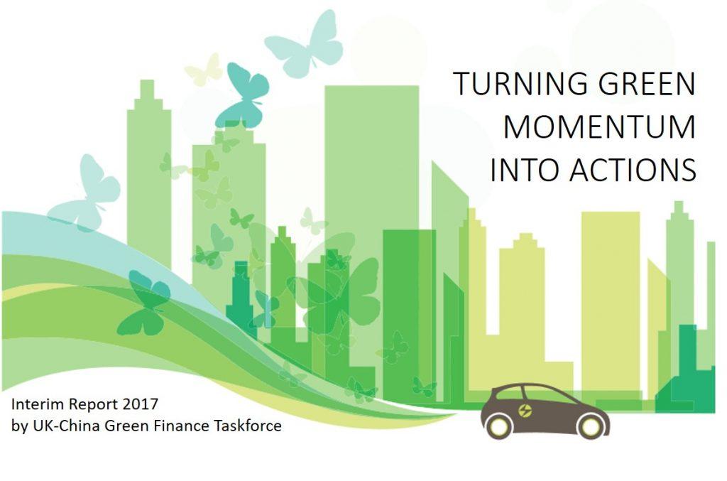Un informe sobre finanzas verdes dice que el sector está ...