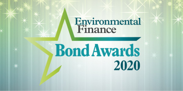 Se anunciaron los Ganadores de los «Environmental Finance Bond Awards» 2020