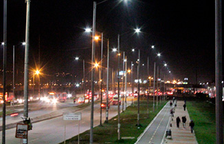 Energy Efficiency in Public Lighting