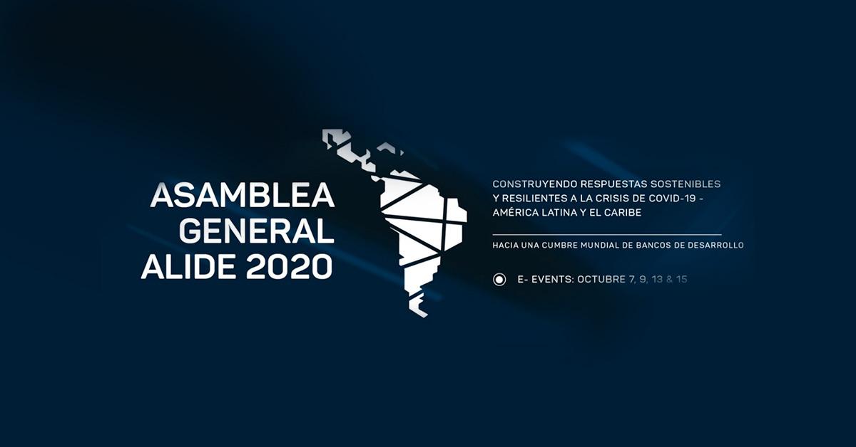 Asamblea General de ALIDE 2020