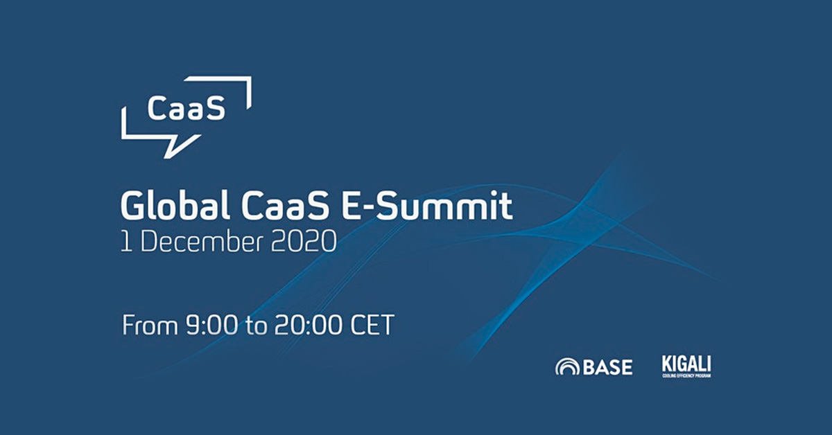 Global CaaS E-Summit