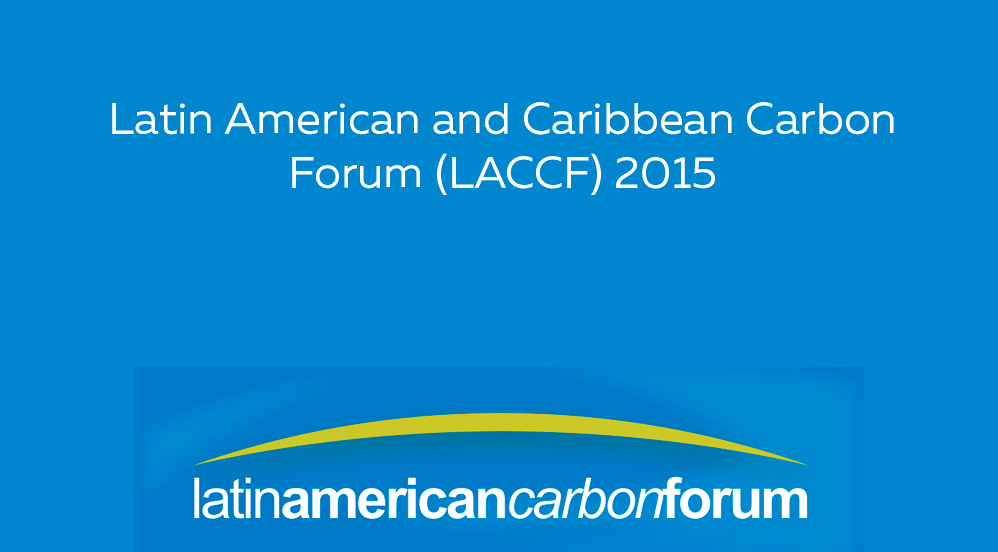 Latin-American-and-Caribbean-Carbon-Forum2015