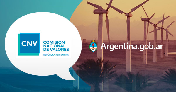 Three socially responsible investment guides open to input from market actors, public sector and multi-lateral bodies in Argentina