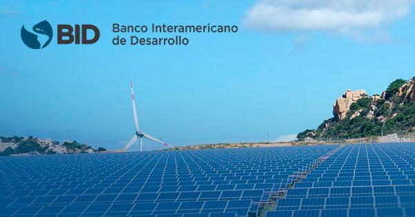 El BID lanza un seguro para garantizar la rentabilidad de las inversiones en eficiencia y energía solar