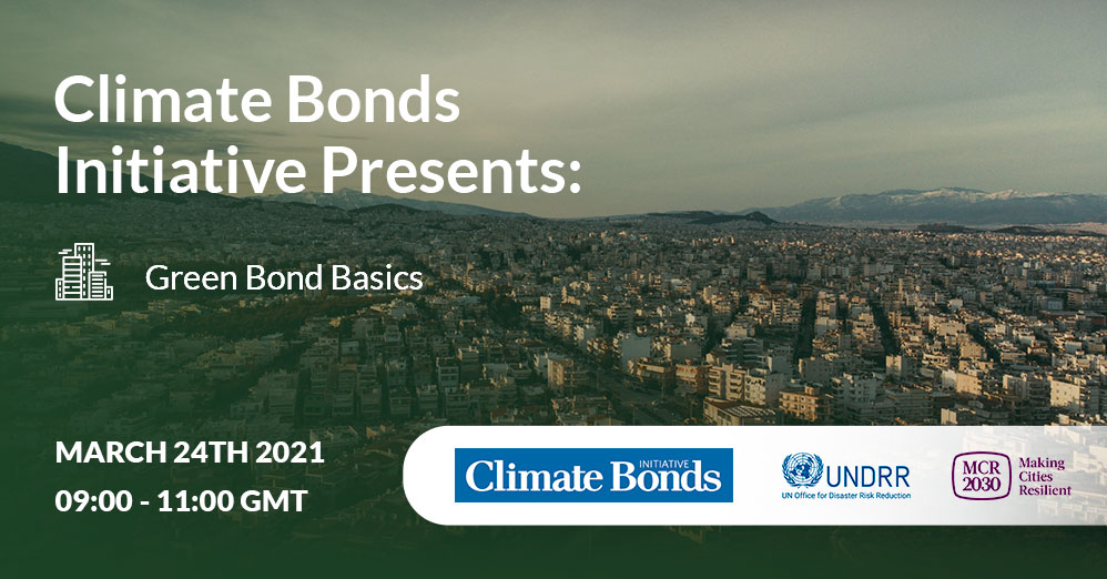 Climate Bonds Initiative Presents: Green Bond Basics