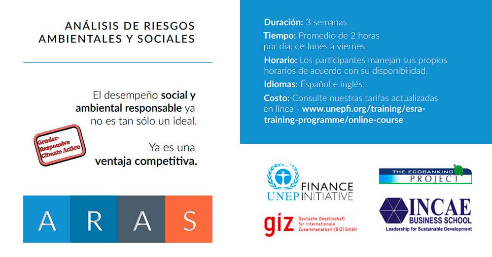 Webinar on Environmental and Social Risk Analysis (ESRA)