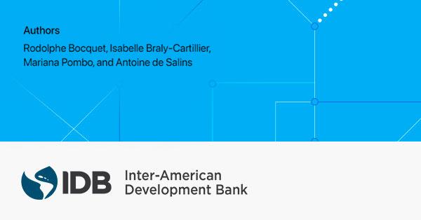 "IDB publishes ""Sustainable Issuer versus Sustainable Issuance"""